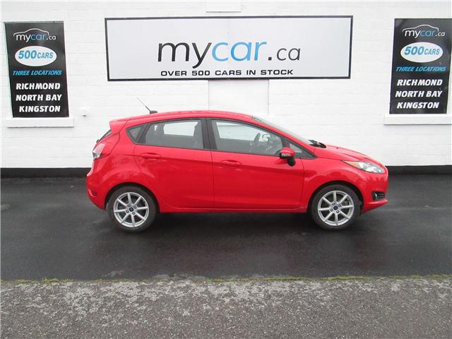 2015 Ford Fiesta SE (Stk: 180674) in North Bay - Image 1 of 13