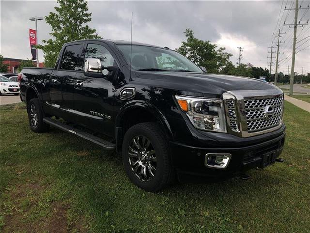 2016 Nissan Titan XD Platinum Reserve (Stk: 18201A) in Waterloo - Image 1 of 8