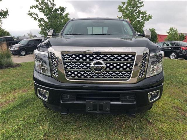 2016 Nissan Titan XD Platinum Reserve (Stk: 18201A) in Waterloo - Image 2 of 8