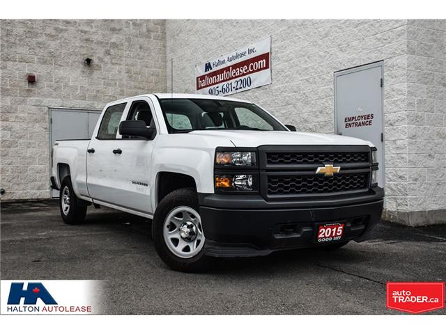2015 Chevrolet Silverado 1500 LS (Stk: 306581) in Burlington - Image 1 of 17