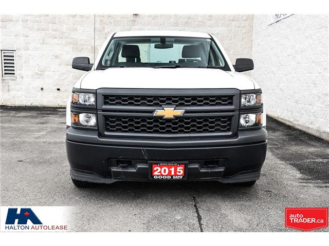 2015 Chevrolet Silverado 1500 LS (Stk: 306581) in Burlington - Image 2 of 17