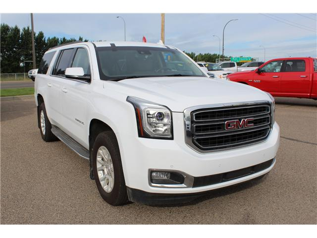 2017 GMC Yukon XL SLT (Stk: 146005) in Medicine Hat - Image 1 of 28