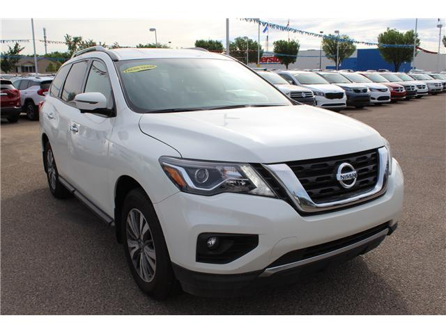 2017 Nissan Pathfinder SL (Stk: 163887) in Medicine Hat - Image 1 of 32