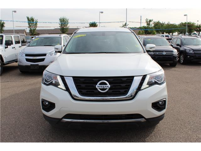 2017 Nissan Pathfinder SL (Stk: 163887) in Medicine Hat - Image 2 of 32