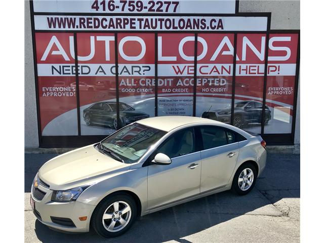 2014 Chevrolet Cruze 2LT (Stk: 285276) in Toronto - Image 1 of 16