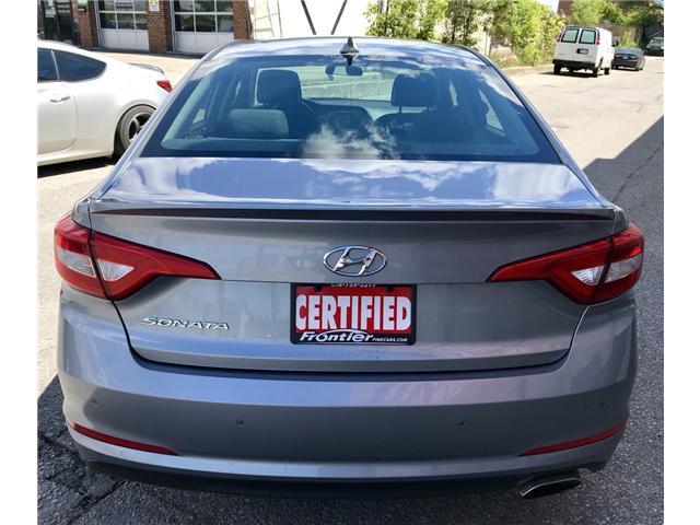 2017 Hyundai Sonata GLS (Stk: 496783) in Toronto - Image 5 of 17