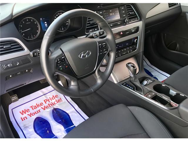 2017 Hyundai Sonata GLS (Stk: 496783) in Toronto - Image 8 of 17
