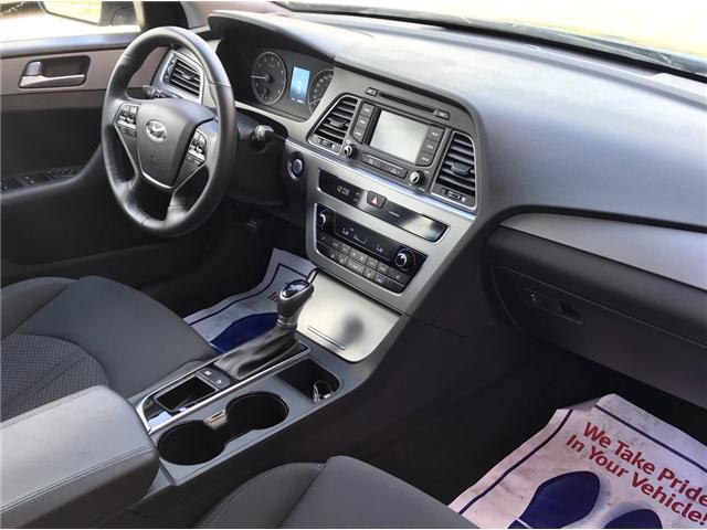 2017 Hyundai Sonata GLS (Stk: 496783) in Toronto - Image 9 of 17