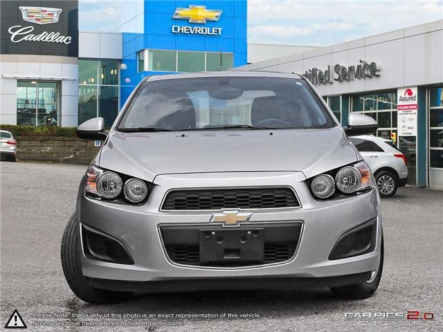 2014 Chevrolet Sonic LT Auto (Stk: R11964) in Toronto - Image 2 of 27