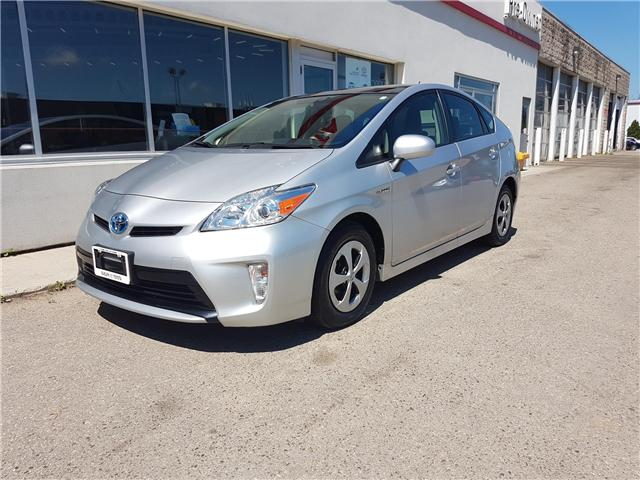 2015 Toyota Prius Base (Stk: A01383) in Guelph - Image 1 of 30