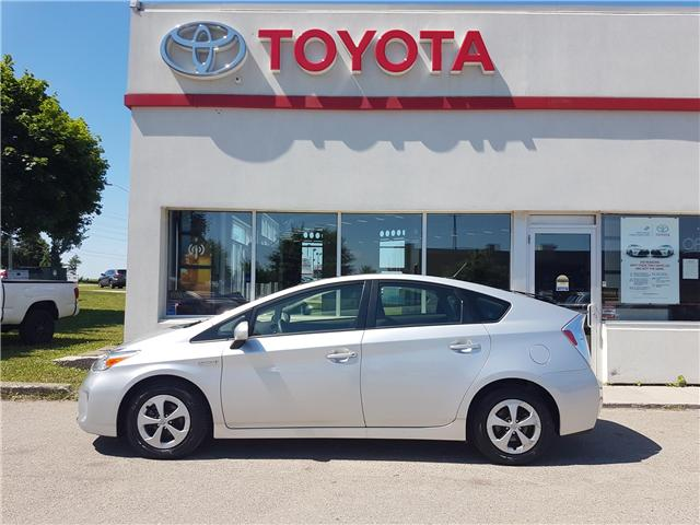 2015 Toyota Prius Base (Stk: A01383) in Guelph - Image 2 of 30