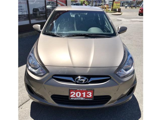2013 Hyundai Accent GLS (Stk: 448424) in Toronto - Image 2 of 15