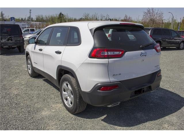 2017 Jeep Cherokee Sport (Stk: AG0794) in Abbotsford - Image 5 of 26