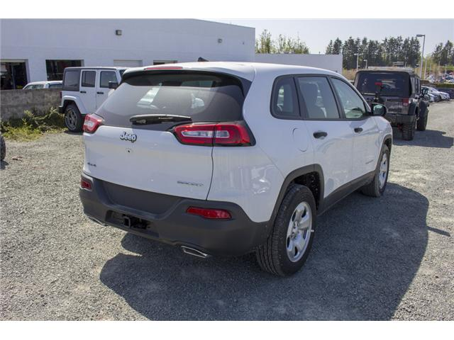 2017 Jeep Cherokee Sport (Stk: AG0794) in Abbotsford - Image 7 of 26