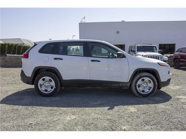 2017 Jeep Cherokee Sport (Stk: AG0794) in Abbotsford - Image 8 of 26