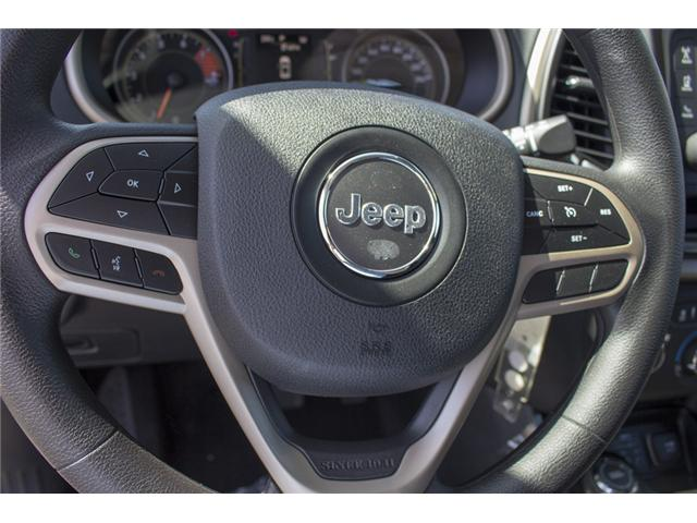 2017 Jeep Cherokee Sport (Stk: AG0794) in Abbotsford - Image 20 of 26