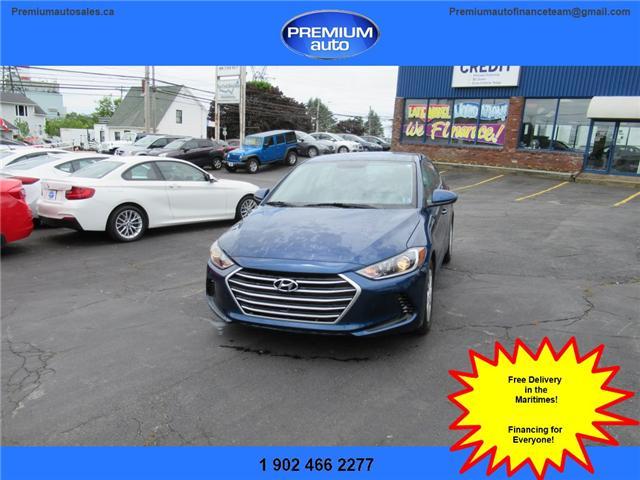 2018 Hyundai Elantra LE (Stk: 220732) in Dartmouth - Image 1 of 19