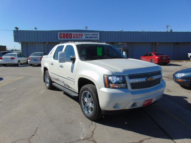 2011 Chevrolet Avalanche 1500 LTZ (Stk: 308665) in Burlington - Image 1 of 14