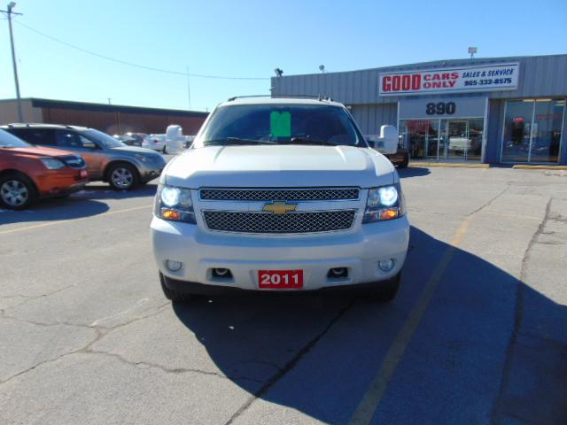 2011 Chevrolet Avalanche 1500 LTZ (Stk: 308665) in Burlington - Image 2 of 14