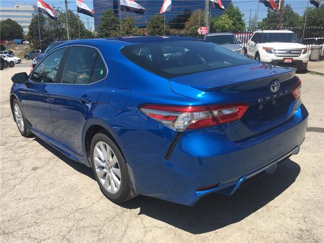 2018 Toyota Camry L (Stk: 53705) in Toronto - Image 2 of 19