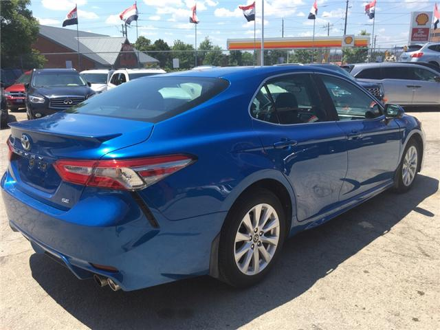 2018 Toyota Camry L (Stk: 53705) in Toronto - Image 4 of 19