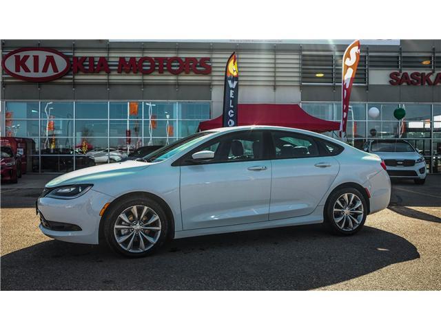2016 Chrysler 200 S (Stk: P4333) in Saskatoon - Image 1 of 29