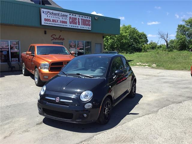 2012 Fiat 500 Sport (Stk: -) in Bolton - Image 1 of 20
