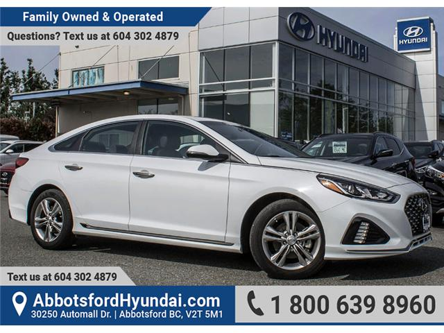 2018 Hyundai Sonata 2.4 Sport (Stk: AH8674) in Abbotsford - Image 1 of 30