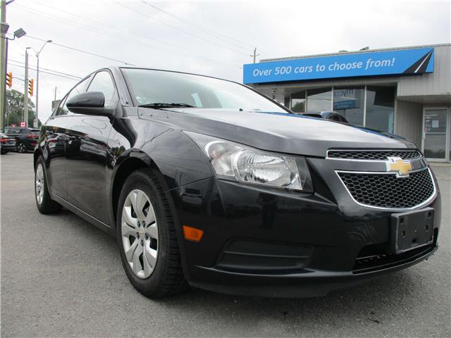 2014 Chevrolet Cruze 1LT (Stk: 180186) in Kingston - Image 2 of 12
