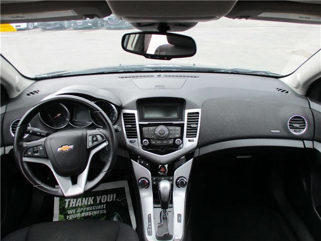 2014 Chevrolet Cruze 1LT (Stk: 180186) in Kingston - Image 9 of 12