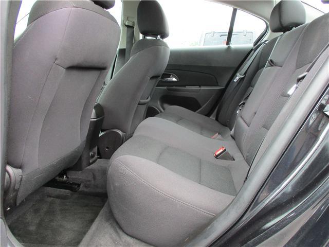 2014 Chevrolet Cruze 1LT (Stk: 180186) in Kingston - Image 10 of 12