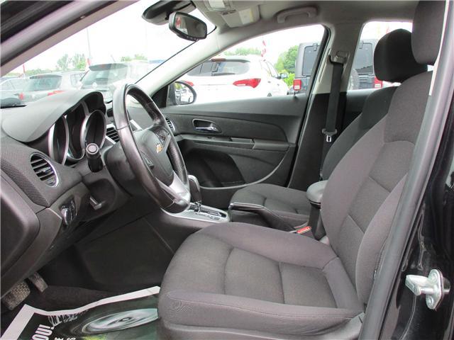 2014 Chevrolet Cruze 1LT (Stk: 180186) in Kingston - Image 11 of 12