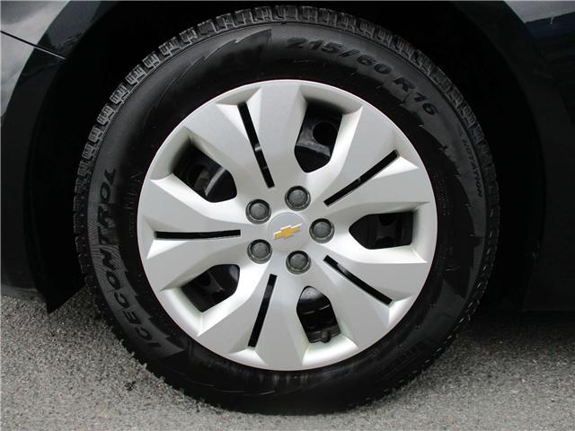 2014 Chevrolet Cruze 1LT (Stk: 180186) in Kingston - Image 12 of 12