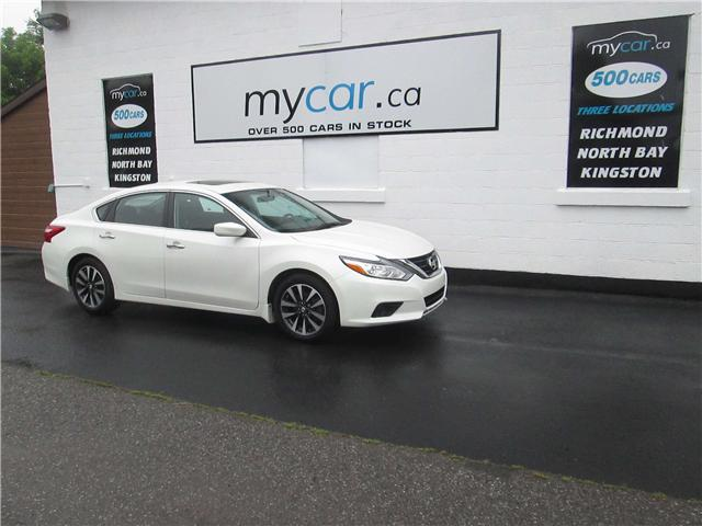 2016 Nissan Altima 2.5 SV (Stk: 180793) in North Bay - Image 2 of 14
