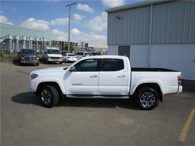 2018 Toyota Tacoma Limited (Stk: 183529) in Regina - Image 2 of 40