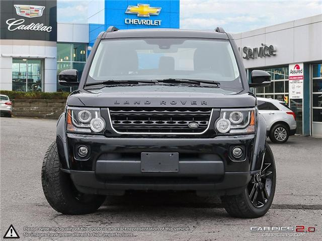 2016 Land Rover LR4 Base (Stk: R11967) in Toronto - Image 2 of 26