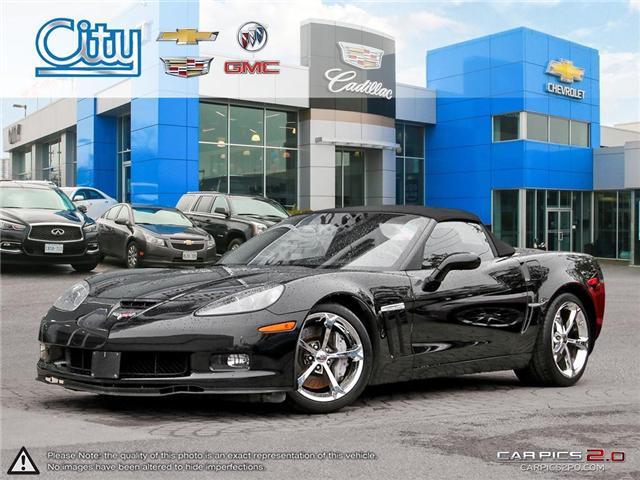 2013 Chevrolet Corvette Grand Sport (Stk: JM101975) in Toronto - Image 1 of 27