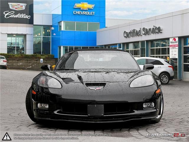 2013 Chevrolet Corvette Grand Sport (Stk: JM101975) in Toronto - Image 2 of 27