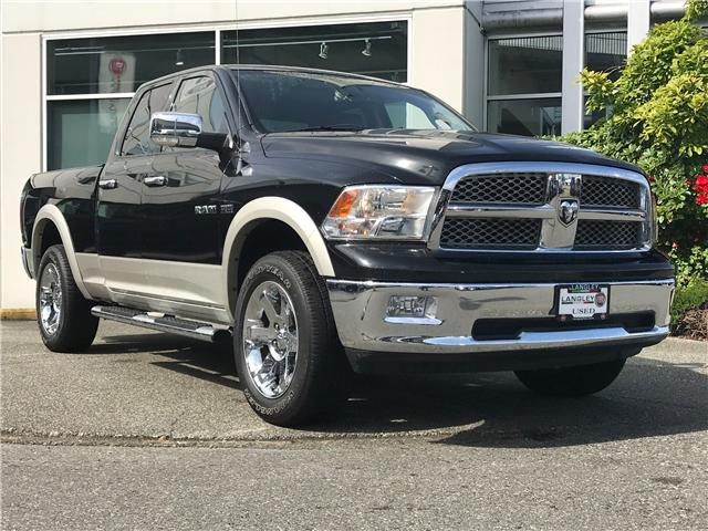 2010 Dodge Ram 1500 Laramie (Stk: J140770AA) in Surrey - Image 2 of 25