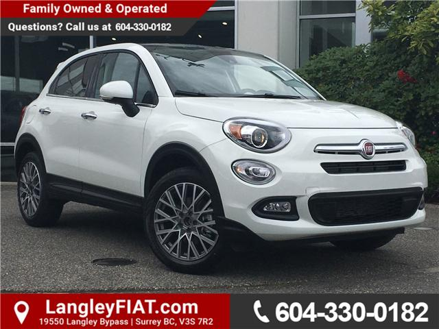 2018 Fiat 500X Lounge (Stk: J677194) in Surrey - Image 1 of 30