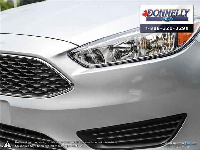 2018 Ford Focus SE (Stk: DR1164) in Ottawa - Image 10 of 28