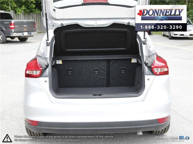 2018 Ford Focus SE (Stk: DR1164) in Ottawa - Image 11 of 28