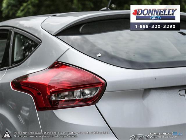 2018 Ford Focus SE (Stk: DR1164) in Ottawa - Image 12 of 28