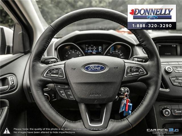 2018 Ford Focus SE (Stk: DR1164) in Ottawa - Image 14 of 28