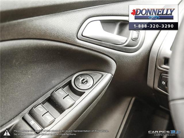 2018 Ford Focus SE (Stk: DR1164) in Ottawa - Image 17 of 28