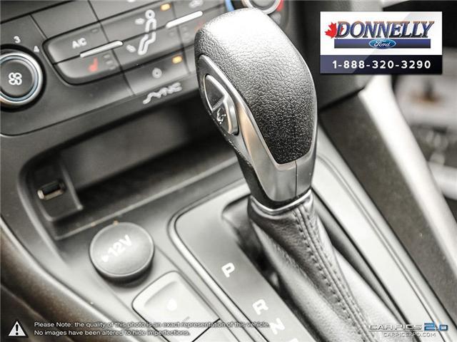 2018 Ford Focus SE (Stk: DR1164) in Ottawa - Image 19 of 28