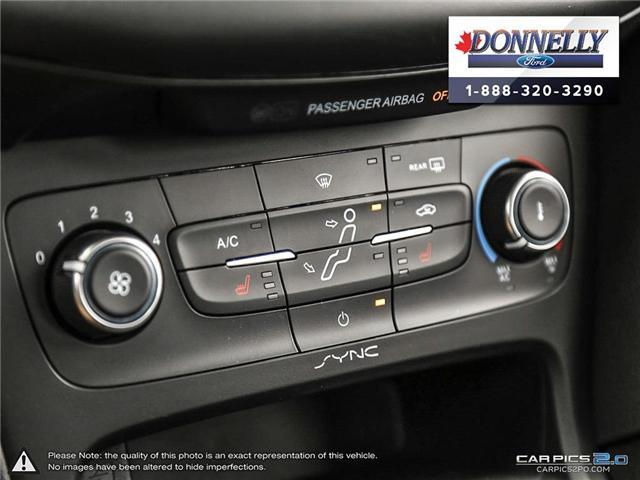 2018 Ford Focus SE (Stk: DR1164) in Ottawa - Image 20 of 28