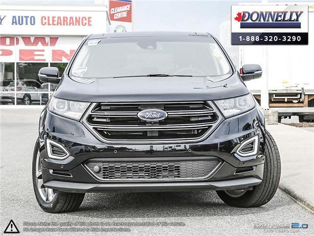 2018 Ford Edge Sport (Stk: PLDU5786) in Ottawa - Image 2 of 28