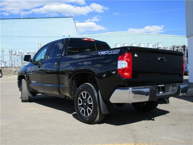 2018 Toyota Tundra SR5 Plus 5.7L V8 (Stk: 183391) in Regina - Image 2 of 33