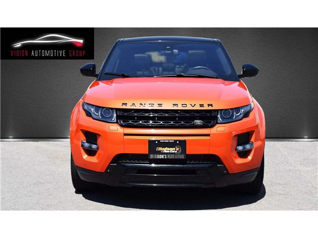 2015 Land Rover Range Rover Evoque Dynamic (Stk: 76049) in Toronto - Image 1 of 19